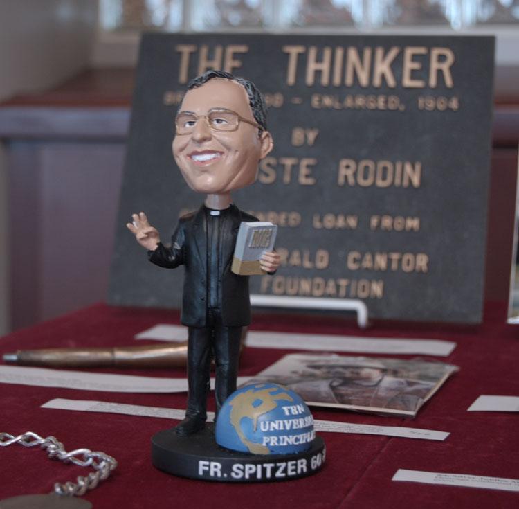 Item 94: Fr. Robert Spitzer's 60th Birthday Bobble Head, 2012