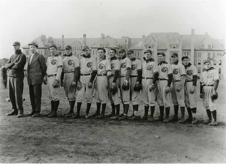 Item 102: Baseball Team, 1912