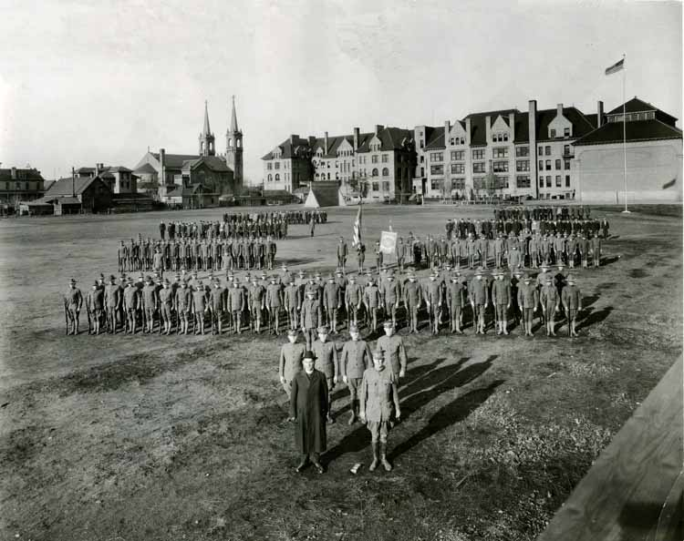 Item 104: Students Army Training Corp, 1918