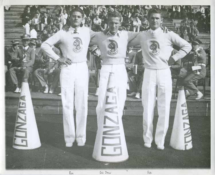 Item 107: Yell Leaders, 1936 – 1937