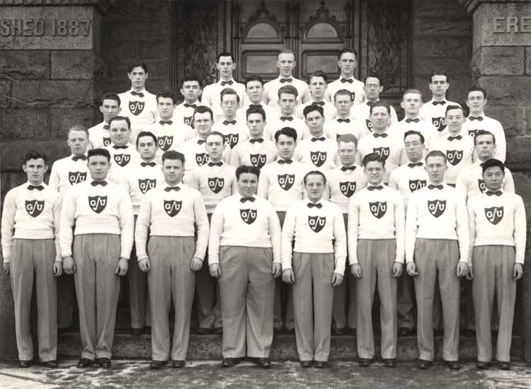 Item 109: Glee Club, 1939 - 1940