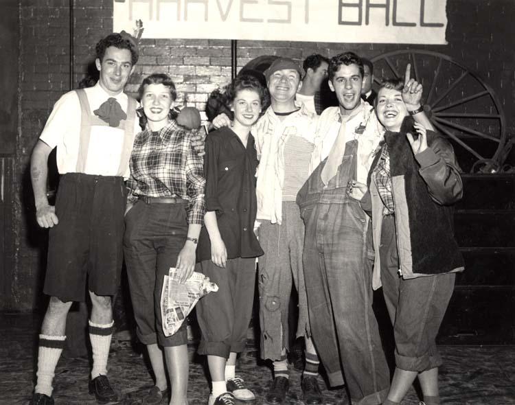 Item 113. Harvest Ball, 1949