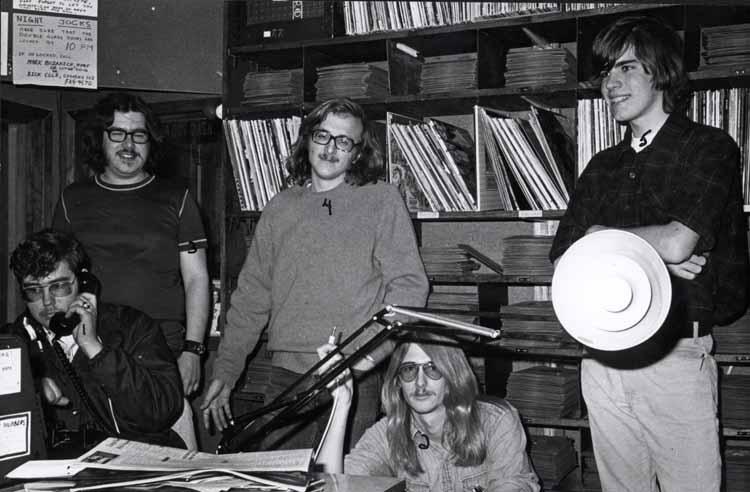 Item 118: KZAG Radio Disc Jockeys, 1974