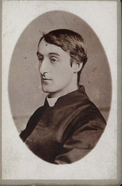 Original Carte de Visite of Hopkins, October 1879 (BRC 10:21)