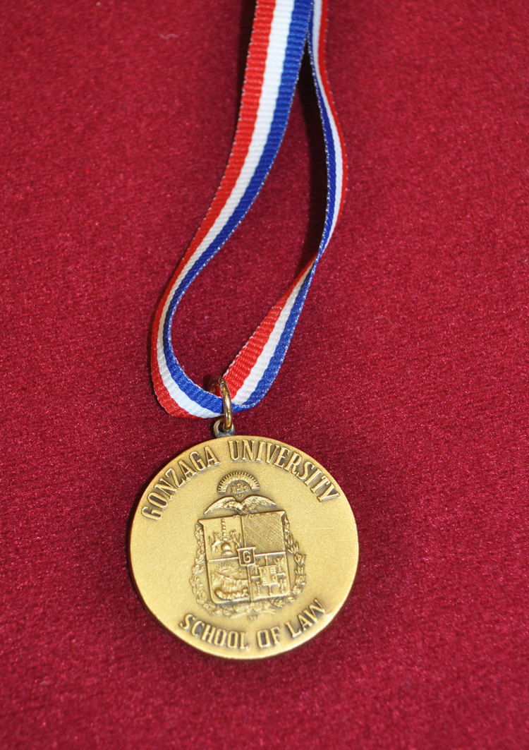 Dean's Medal for Academic Excellence