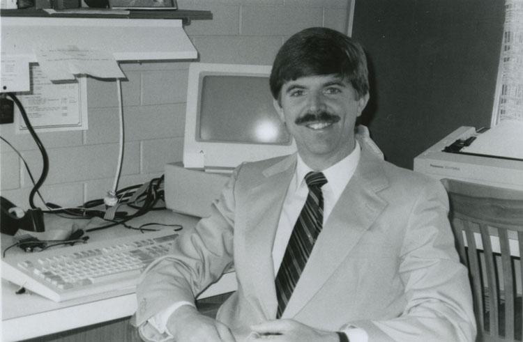 David DeWolf (Professor: 1987 - present)