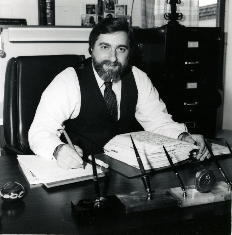 William H. Clarke (Professor: 1975 – 2005)