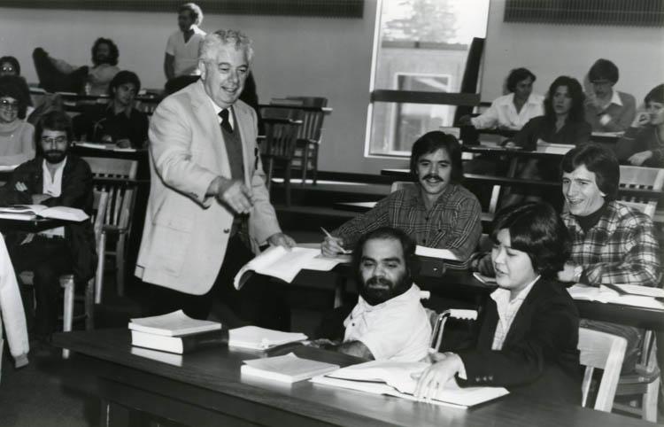 Joseph Nappi, 1980 (Professor 1949 - 1991)