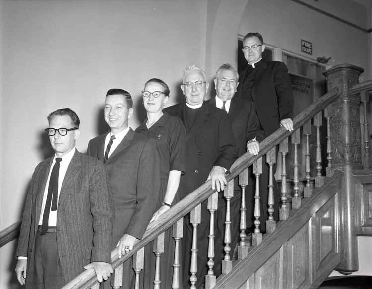 Law Faculty, 1960