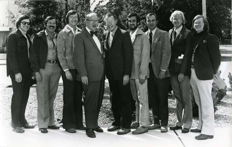 New Law Faculty, mid 1970's