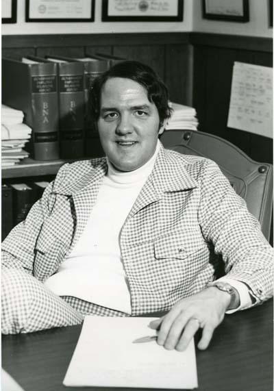 Michael C. McClintock, 1976 (Professor: 1972 - 2009)