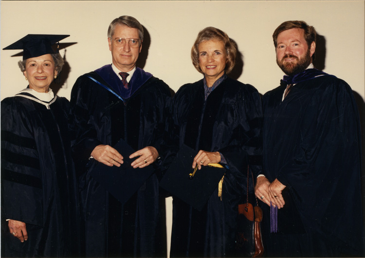 Gonzaga University Centennial Convocation, October 27, 1986