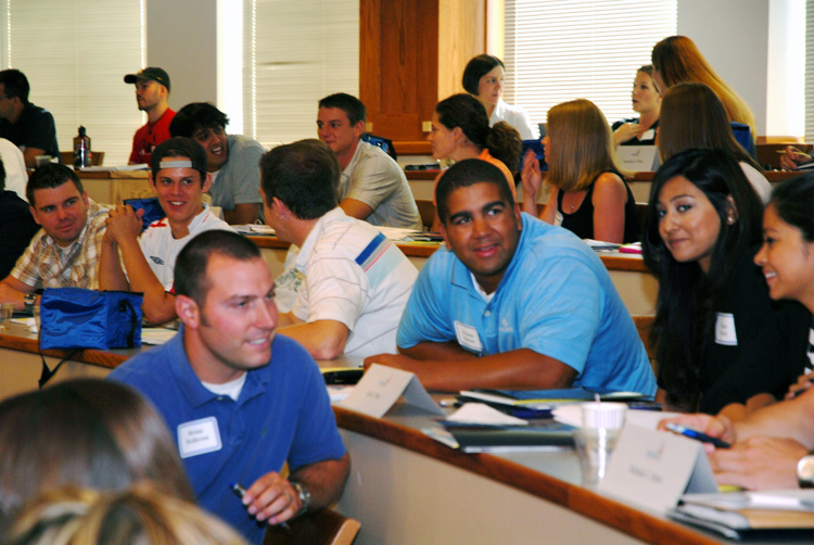 Law School Orientation, 2007