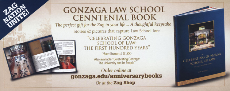 Centennial Law School Book