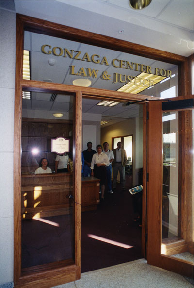 Gonzaga Center for Law and Justice, 2000