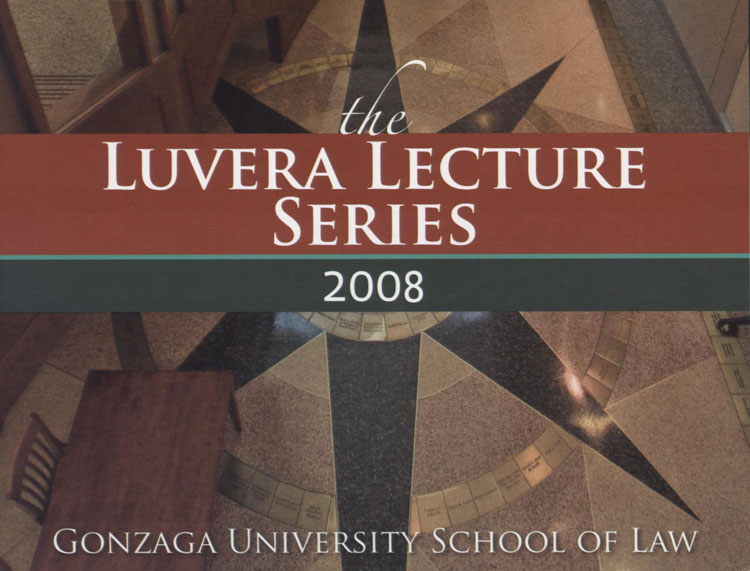 The Luvera Lecture Series, 2008