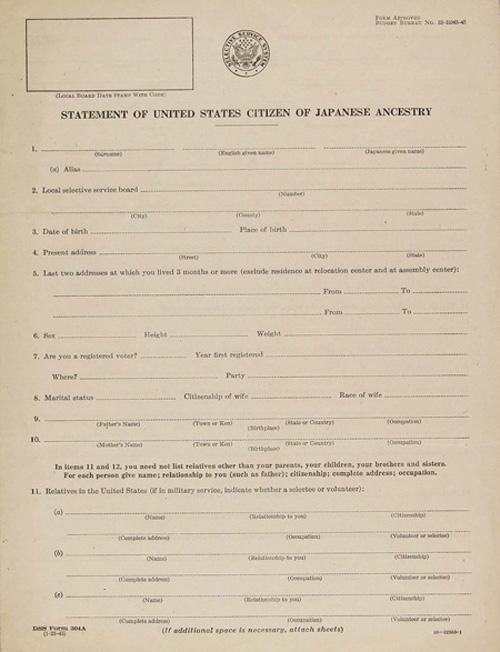Loyatly Questionnaire