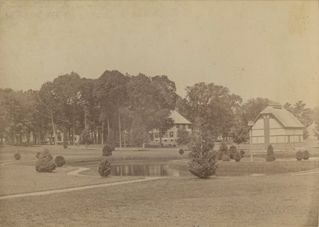 BSU Landscape, ca. 1892
