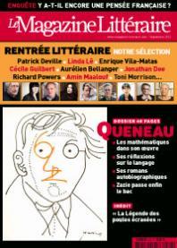 Magazine litteraire, www.fabula.org, no. 523, viewed 9/4/2012