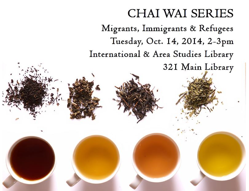image of various teas