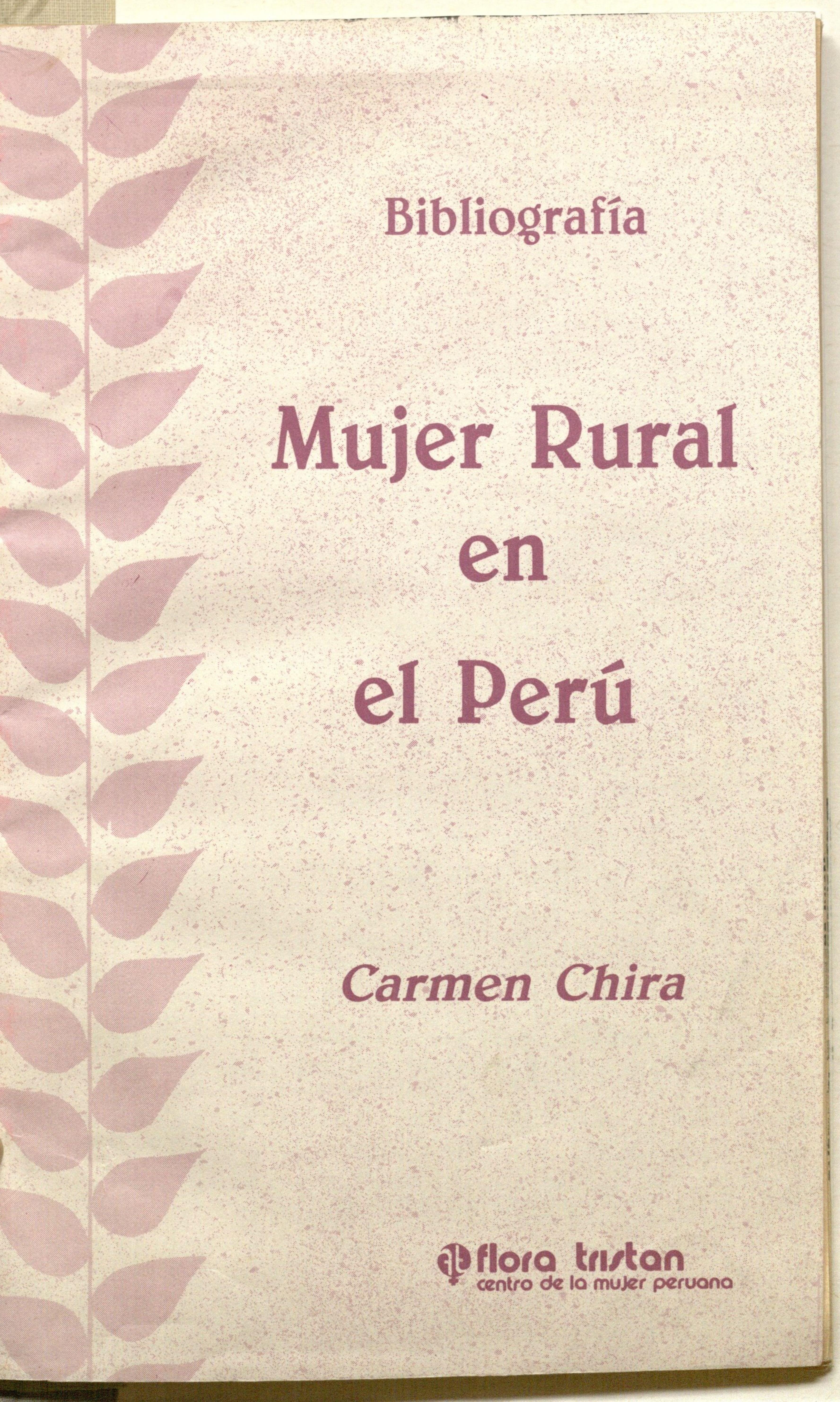 Mujer Andina En el Peru Image 1