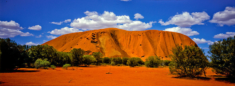 Decorative image of Uluru, Uluru-Kata Tjuta National Park, Northern Territory