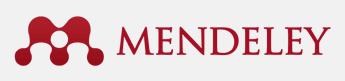 Mendeley program logo