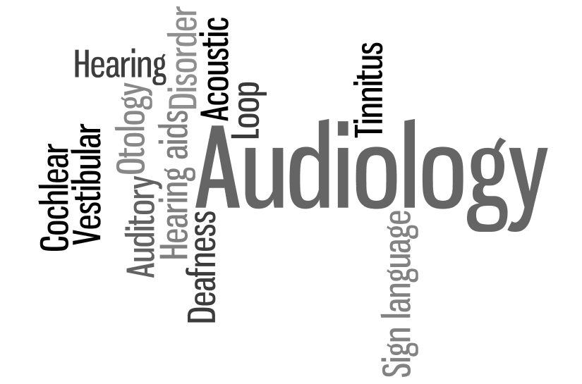 Audiology welcome image