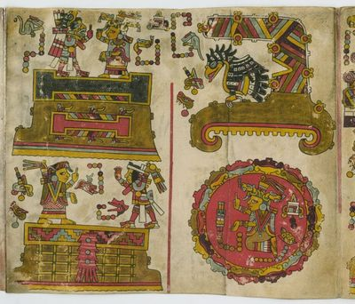 Image from A Glimpse into Ancient Mexico collection