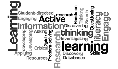 Information Literacy wordle