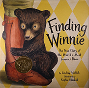 Cover of Finding Winnie picture book