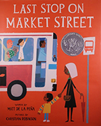 Cover of Last Stop on Market Street