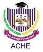 American College of Higher Education logo