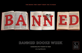 Banned Books Week 2012 Logo