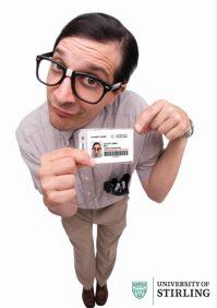ID card geek