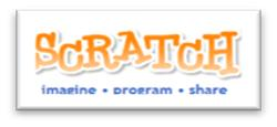 Targeted to 8- to 16-year olds, Scratch allows students to create and share projects, presentations, stories and best of all – videos games! The emphasis is on multi-media and includes graphics, sound, music, and photos. Supported by National Science Foundation research, Scratch encourages creativity, problem-solving, and collaboration.
