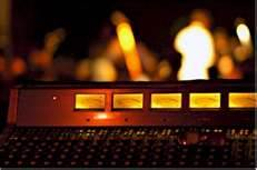 Image of Audio Control Panel