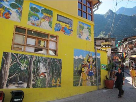 Peru Mural