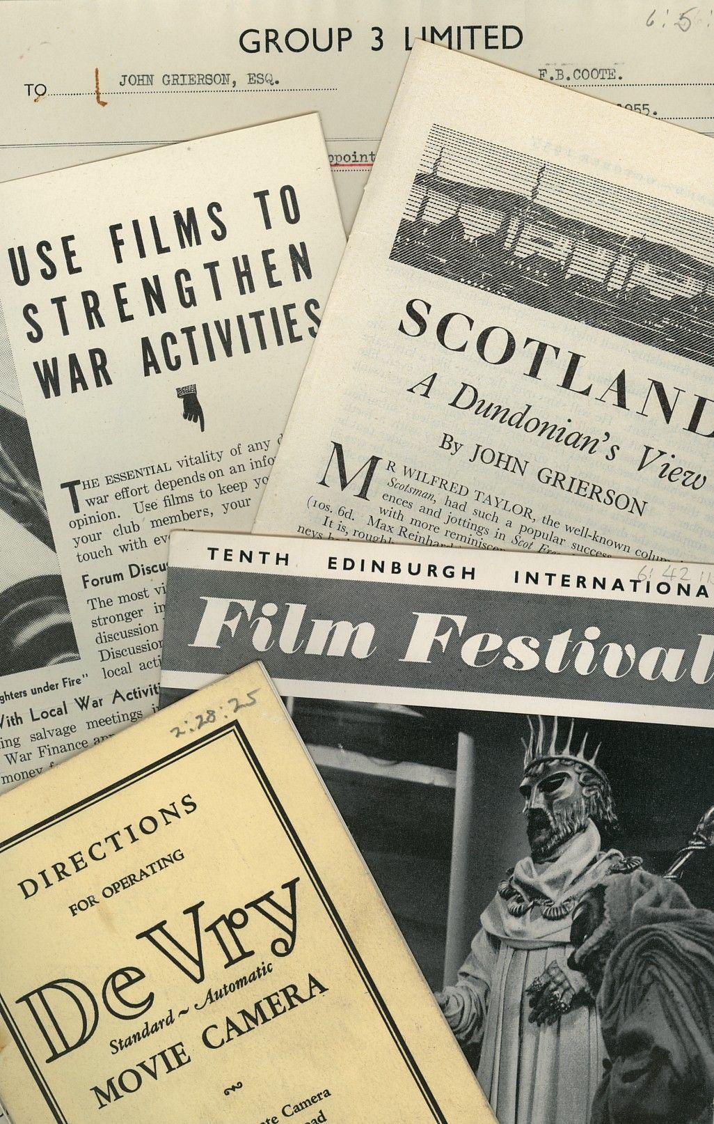 John Grierson Archive
