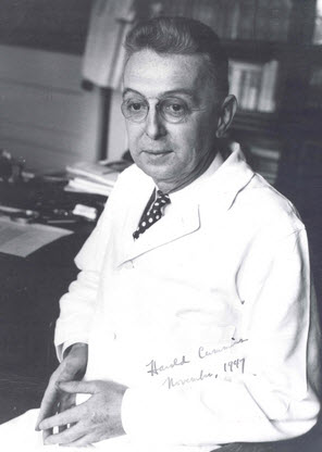Dr. Harold Cummins, 1947 no. 1604
