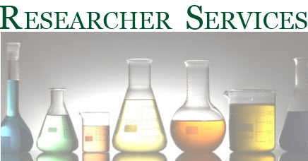 Researcher Services
