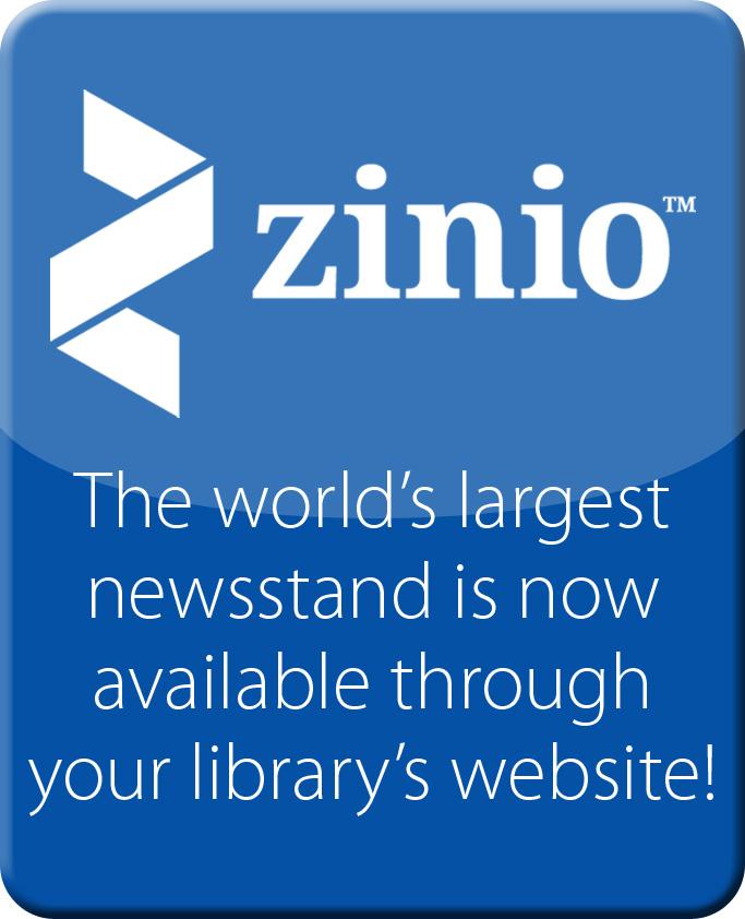 Zinio eMagazine Access