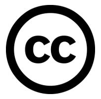 Creative commons BY license