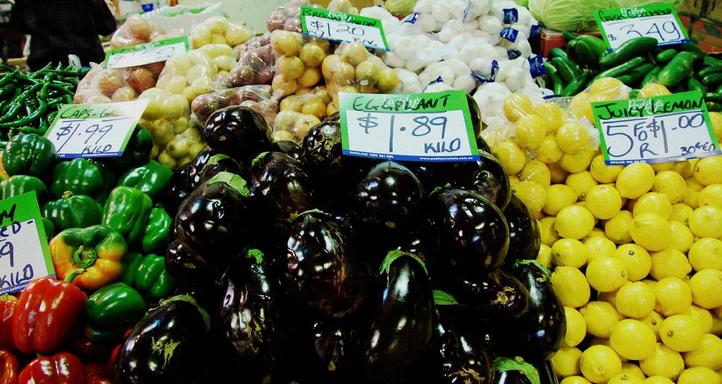 Fruit market image