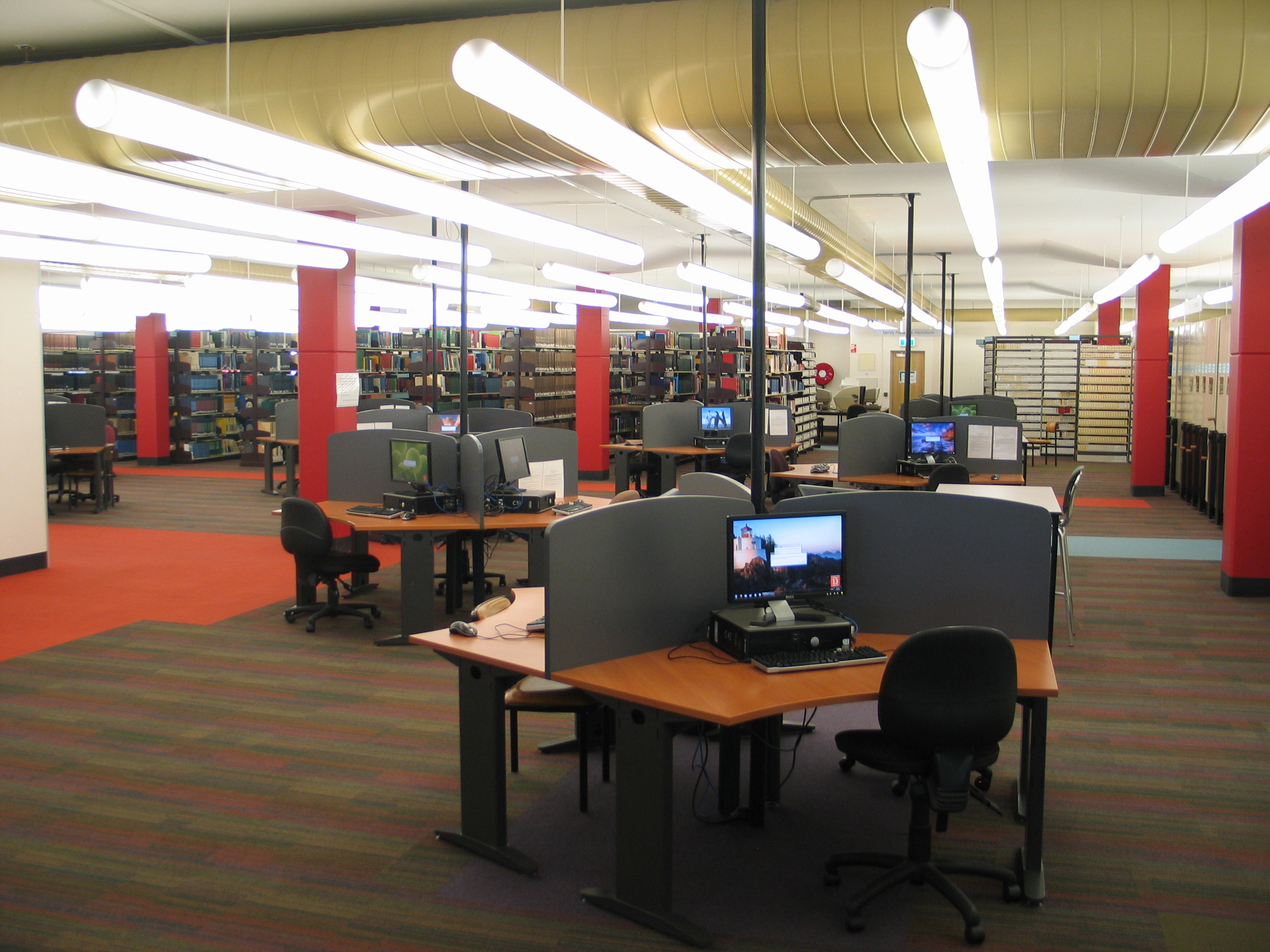 Dixson Library Learning Commons image