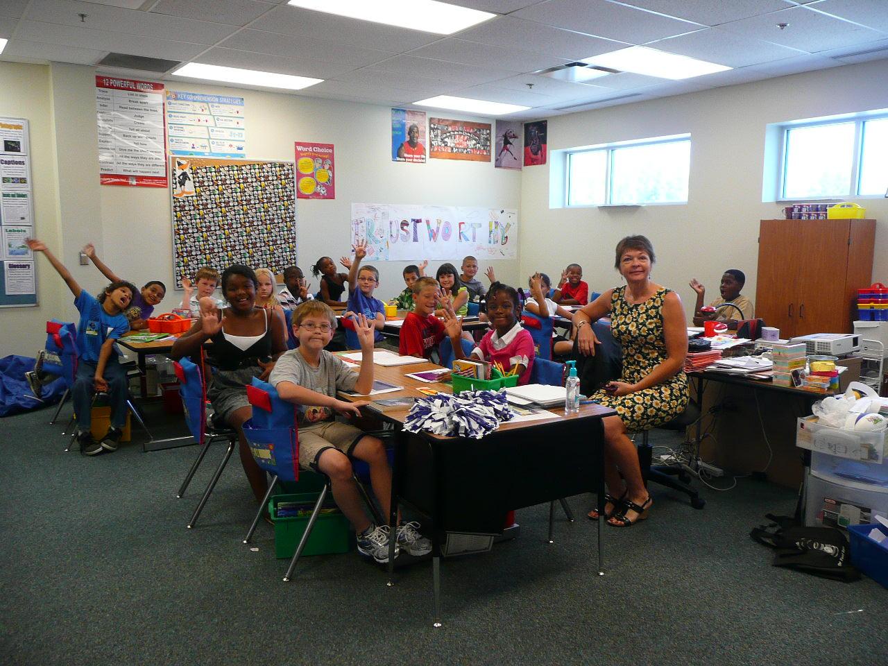 Ms. Fischer's Class