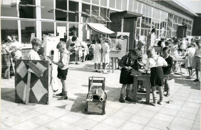 Buttershaw Infants School 1949
