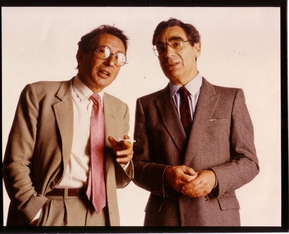 Basil Bernstein and a mystery companion