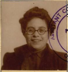 Photograph of Mimi Hatton