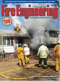 Fire Engineering Book Jacket